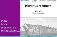PLUi - La Phase réglementaire est à l'étude