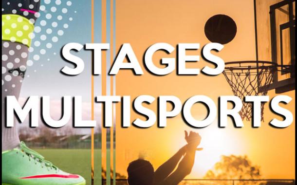 Stages Multisports de Février 2019
