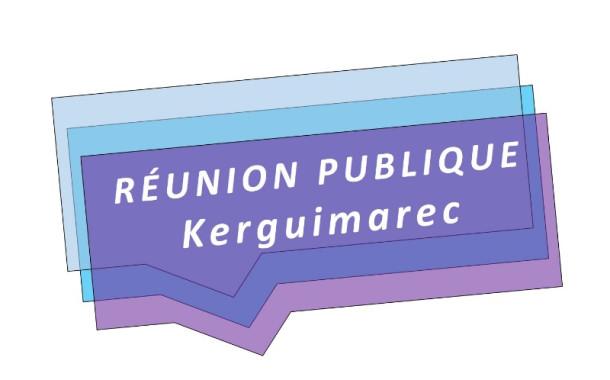 Réunion de quartier Kerguimarec 9 octobre 2021