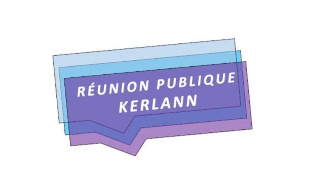 Réunion de quartier Kerlann  samedi 16 octobre 2021