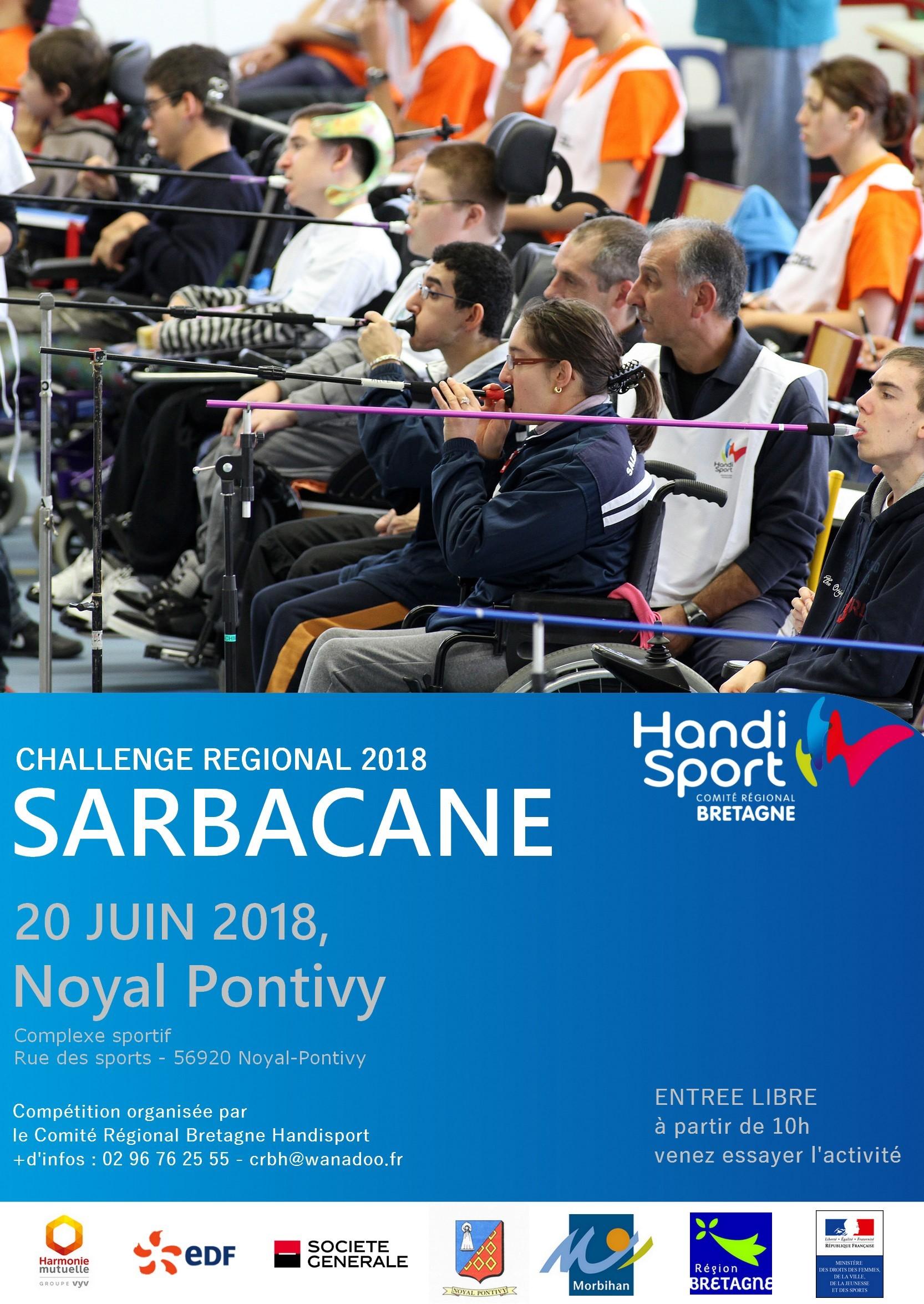 HandiSport Sarbacane
