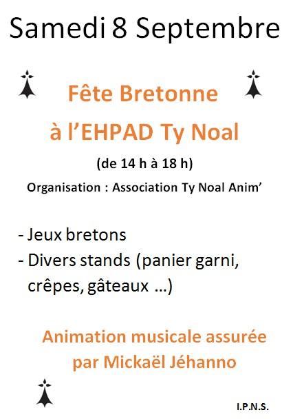 Fête bretonne