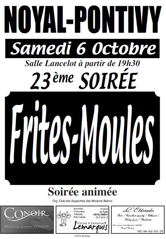 Soirée Frites-Moules